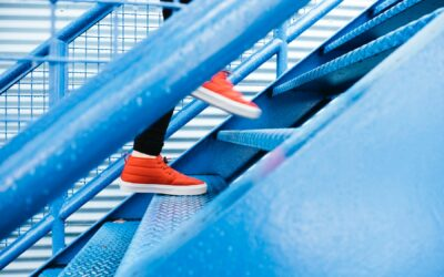 The elevator to success is broken,use the stairs, one step at a time.